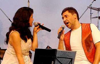 Miriam e Pedro