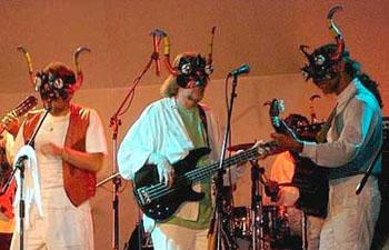 Show 2005  máscaras